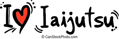 Iaijutsu love
