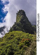 Iao Needle in Hawaii