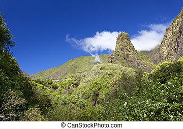 Iao Needle, Maui, Hawaii