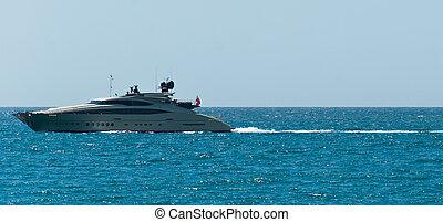 iate, em, mar mediterrâneo