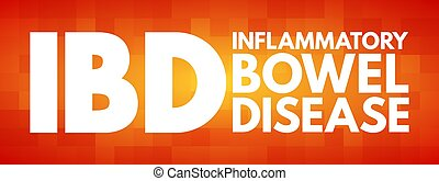 IBD - Inflammatory Bowel Disease acronym