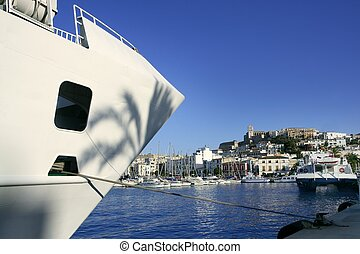 ibiza απομονώνω , μεσογειακός , διακριτικό σημείο , θάλασσα