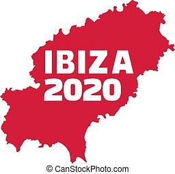 ibiza, 2020, フロンティア