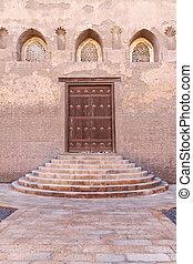 Ibn Tulun entrance