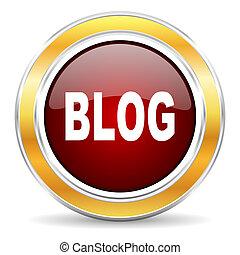 icône, blog