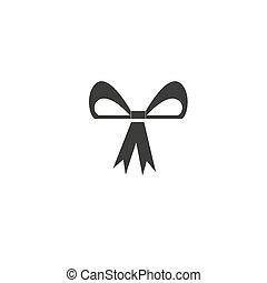 icône, coups, illustration, arc, ligne, signe, editable, vecteur, fond