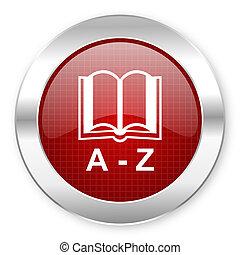 icône, dictionnaire