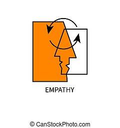 icône, entraîneur, empathie