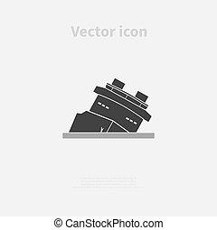 icône, naufrage