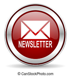 icône, newsletter