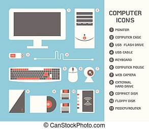 icône ordinateur