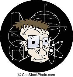 icône, scientifique