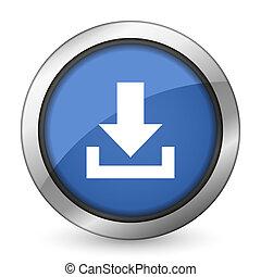 icône, téléchargement