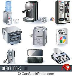 icônes bureau, 3