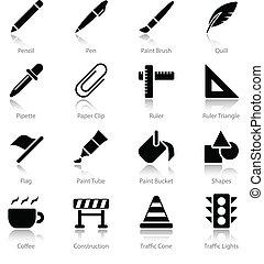 icônes