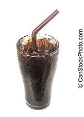 Ice black coffee