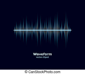 Ice cold waveform