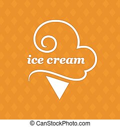 Ice Cream Cone Logo
