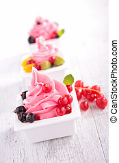 ice cream-frozen yogurt