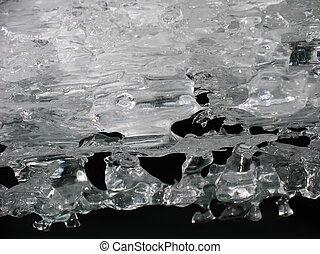 Ice Crystals - Ice crystals