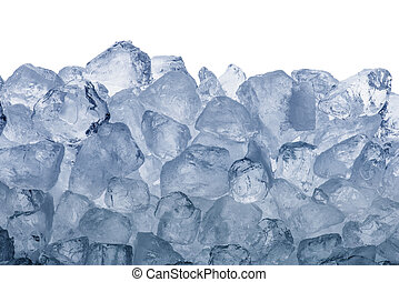 Ice Cubes to be use as background