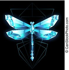Ice Dragonfly