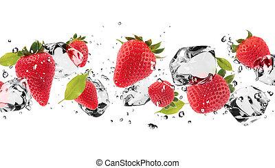 Ice fruit