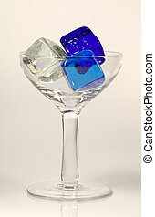 Ice in a Glass