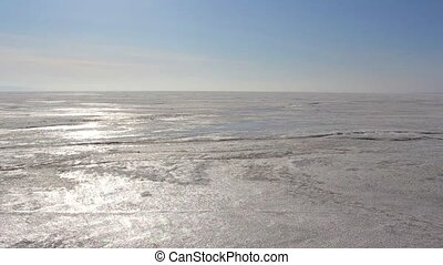 Ice on the River Motion FullHD