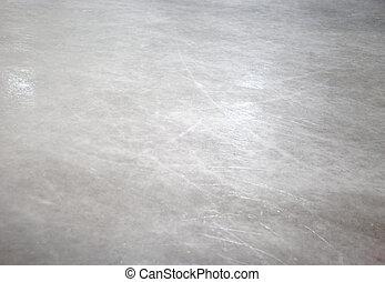 Ice skate floor