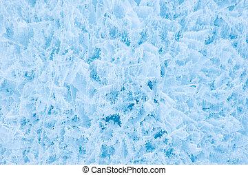 Ice texture background