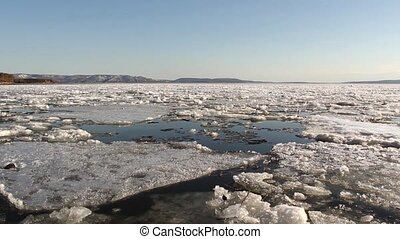 Ice to Float the River - Ice to Float on the River Spring HD