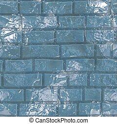 ice wall seamless texture