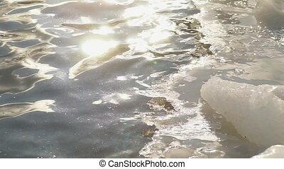 Ice Water Winter Lake