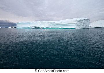 Iceberg in Ilulissat