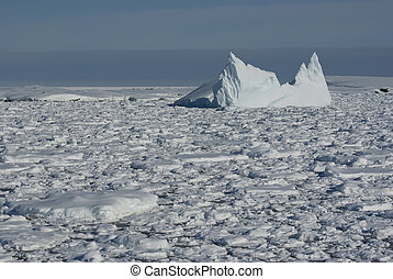 Iceberg in the Southern Ocean