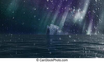 iceberg, ovnis