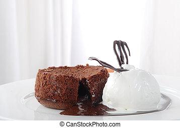 icecream dessert