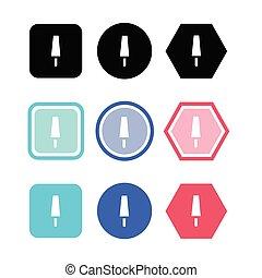 icecream, ikona