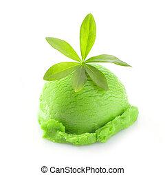 icecream, woodruff