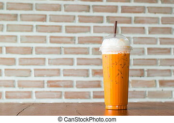 iced blended cappucino