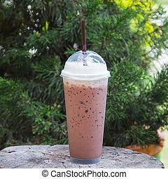 iced cocoa