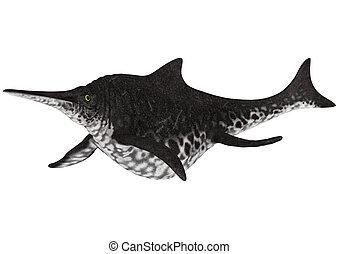 Ichthyosaur Shonisaurus