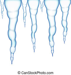 icicle illustrations and clip art 3 337 icicle royalty free rh canstockphoto com melting icicle clipart icicle border clipart