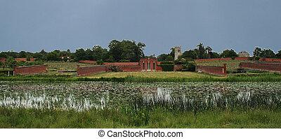 Ickworth House Garden 2
