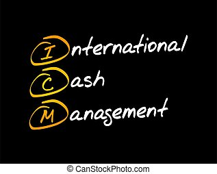 ICM - International Cash Management acronym, business ...