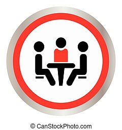 icon., 会議