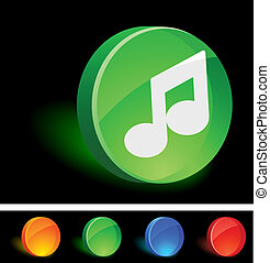 icon., 音楽