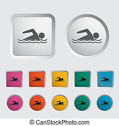 icon., 3, piscine