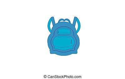 Icon backpack for school